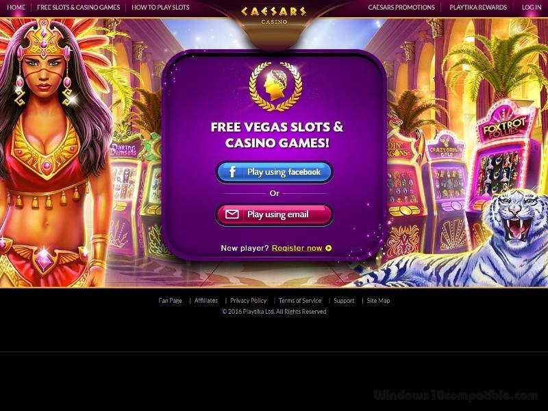 Caesars Games 1 3 2 Free Download